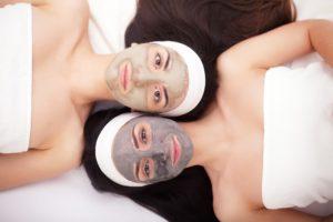masques pour la beauté naturelle du visage